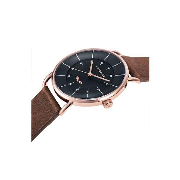 a464ec33018d Reloj Viceroy Correa Piel Marrón - Glamour Joyeros