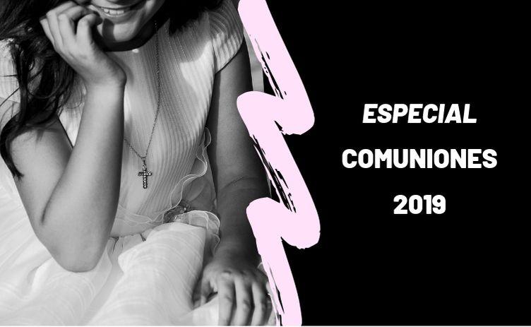 Regalos de Comunión 2019