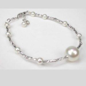 Pulsera de perlas Orquidea 49865