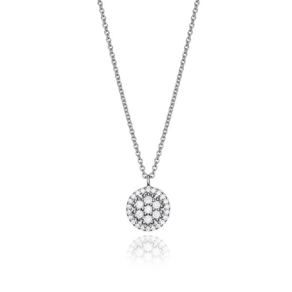 Colgante de Mujer Viceroy Jewels 71040C000-38 de Plata de 1º Ley