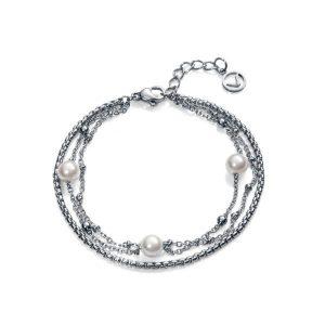 Pulsera de Mujer Viceroy Jewels 75204P01000 Acero
