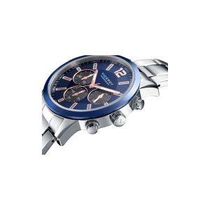 Reloj Viceroy De Hombre 471051-35 Cronógrafo/Ip Rosa